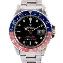 """Rolex GMT-Master Vintage """"Pepsi"""" 40mm Steel"""