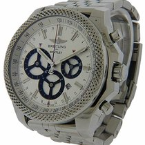 Breitling Bentley Barnato Steel 49mm Silver United States of America, Florida, Miami