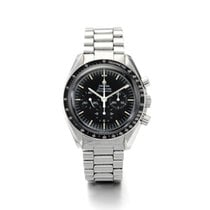 Omega   Speedmaster Reference 145022 A Stainless Steel...
