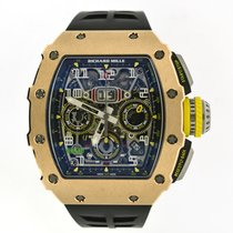 Richard Mille RM 11-03 Titan RM 011 49.9mm