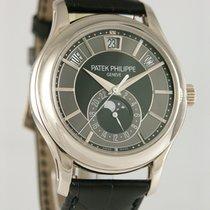 Patek Philippe Annual Calendar Weißgold 39mm Schwarz Deutschland, Heilbronn