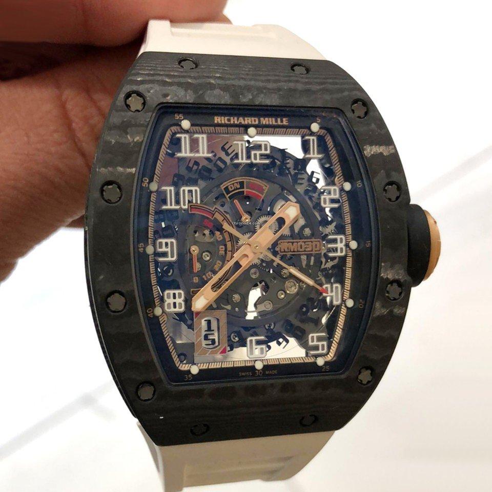 Richard Mille óra árak  f73baf9da8