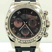 Rolex Daytona 116519 18KT WG Original Dark MoP Dial