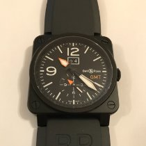 Bell & Ross BR 03-51 GMT Keramika 43mm
