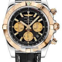 Breitling Acero y oro 2020 Chronomat 44mm nuevo