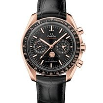 Omega Speedmaster Professional Moonwatch Moonphase 304.63.44.52.01.001 nouveau