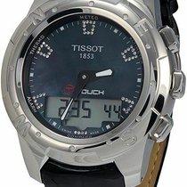 Tissot Chronograaf 43.3mm Quartz nieuw T-Touch II Zwart