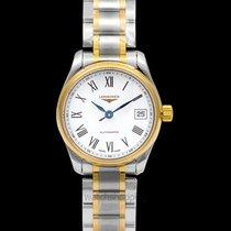 Longines Master Collection Acier 25.50mm Blanc