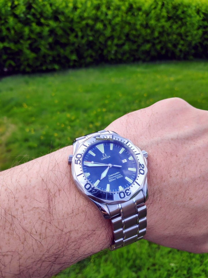 Omega seamaster diver 300 m for au 3 739 for sale from a private seller on chrono24 for Omega diver