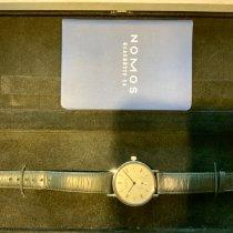 NOMOS Tangente Stahl 37,5mm Silber Arabisch Deutschland, München