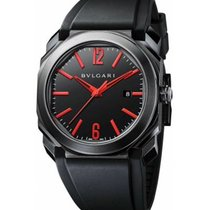 Bulgari Octo Ceramic 41mm Black No numerals