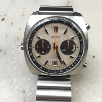 Heuer Incomplete Steel 41.5mm Automatic India, 122002