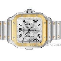 Cartier Santos (submodel) W2SA0008 2020 new