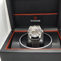Tudor Black Bay Acero 41mm Negro