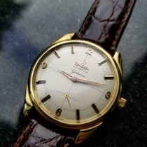 Omega Genève Gold/Steel 35mm Silver United States of America, California, Beverly Hills