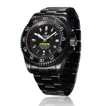 Black-Out Concept Steel 42mm Automatic new