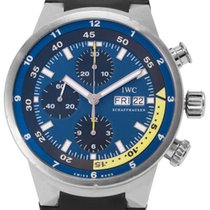 IWC Aquatimer Chronograph Acero 44mm