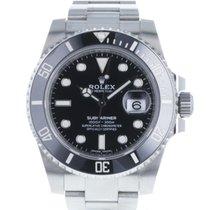 Rolex Submariner Date occasion 40mm Date Acier