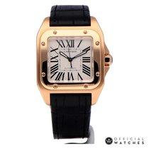 Cartier Santos 100 100 MM W20108Y1