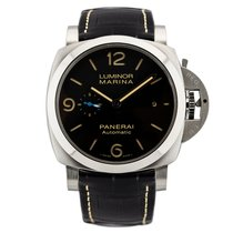 Panerai Luminor Marina 1950 3 Days Automatic Steel 44 mmmm Black