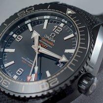 Omega Seamaster Planet Ocean 600 Co-Axial Chronometer Deep Black