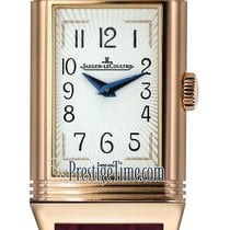Jaeger-LeCoultre Reverso Duetto Rose gold 40.1mm Silver United States of America, New York, Airmont