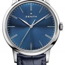 Zenith Elite 6150 Acero 42mm
