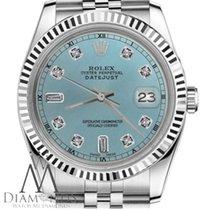 Rolex Lady-Datejust 69174 Sehr gut Stahl 26mm Automatik