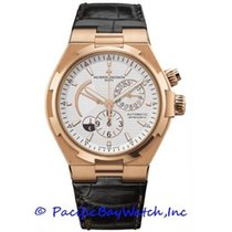 Vacheron Constantin Overseas Dual Time Rose gold 43mm Silver United States of America, California, Newport Beach