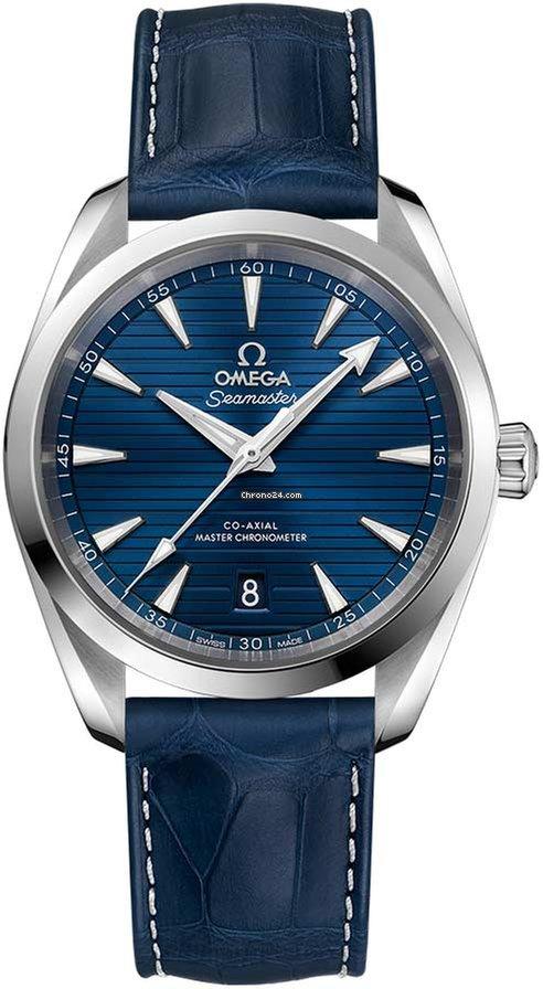 Omega Seamaster Aqua Terra 220.13.38.20.03.001 2021 new
