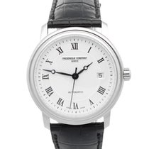 Frederique Constant Classics Automatic Staal 40mm Zilver