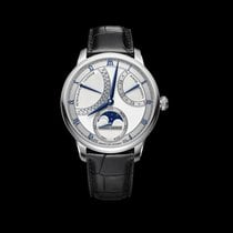 Maurice Lacroix Moon Retrograde Power Reserve