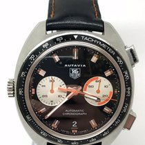 TAG Heuer AUTAVIA CY2111 GENTS AUTOMATIC CHRONOGRAPH WATCH