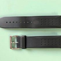 Jaeger-LeCoultre Master Compressor Memovox rubber strap band...