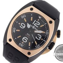 Bell & Ross BR 02 BR02-PINKGOLD-CA pre-owned