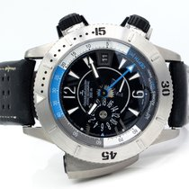 Jaeger-LeCoultre Master Compressor Diving Pro Geographic Titanium 46mm United States of America, California, Orange