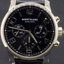 Montblanc Timewalker Steel Black Dial Date, Automatic 43MM MINT