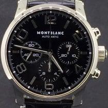 Montblanc Timewalker Steel Black Dial Date, Automatic 43MM MINT