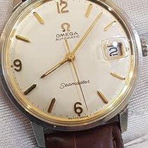 Omega Ultra Rare Vintage Seamaster  Date Ref 166.002 SGR CAL 562