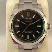 Rolex Milgauss 116400GV ( LC 100 )