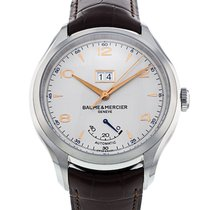 Baume & Mercier 43mm Automatic 2013 pre-owned Clifton