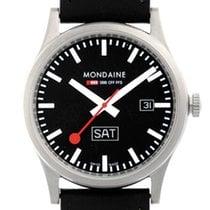 Mondaine Sport A667.30308.19SBB MONDAINE SPORT Data Nero 41mm neu