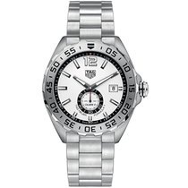TAG Heuer Formula 1 Calibre 6 Steel 43mm White Arabic numerals