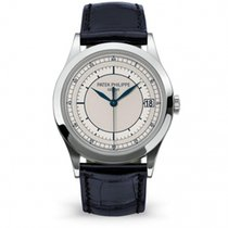 Patek Philippe Calatrava new Automatic Watch with original box and original papers 5296G-001