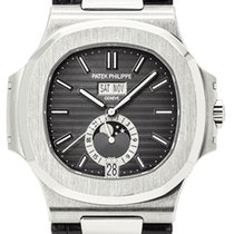Patek Philippe pre-owned Automatic 40.5mm Black