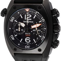 Bell & Ross BR 02 44mm Black United States of America, Texas, Austin
