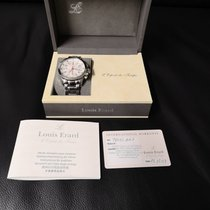 Louis Erard Steel 42mm Automatic 78410AA1 pre-owned