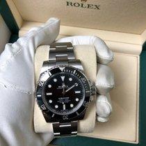 Rolex Submariner (No Date) Steel 40mm Black No numerals United States of America, Iowa, Des Moines