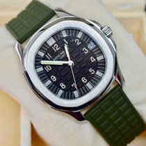 Patek Philippe Aquanaut Steel 38mm Black Arabic numerals United States of America, Virginia, Arlington