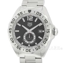 TAG Heuer Formula 1 Calibre 6 Steel 43mm Black Arabic numerals